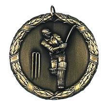 Cricket Medal AM098G