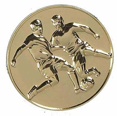 Supreme Football 60mm Medal
