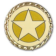 Metal Lapel Badge