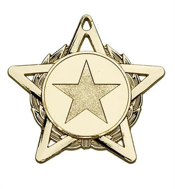 Hope Star 50mm Medal