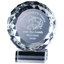 Optical Crystal Victory Award