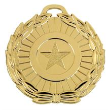 Mega Star 70mm Medal