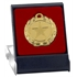 Mega Star 40mm Medal With Box