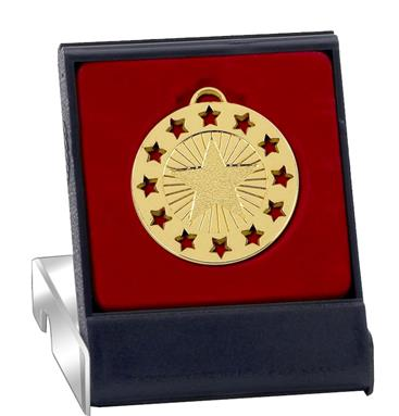 Constellation 40mm Medal With Box