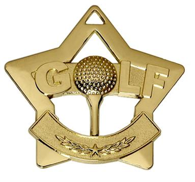 Golf Mini Star Medal