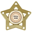 Center Choice Mini Star Medal