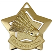 Badminton Mini Star Medal