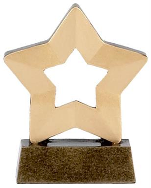 Mini Star Trophy Award