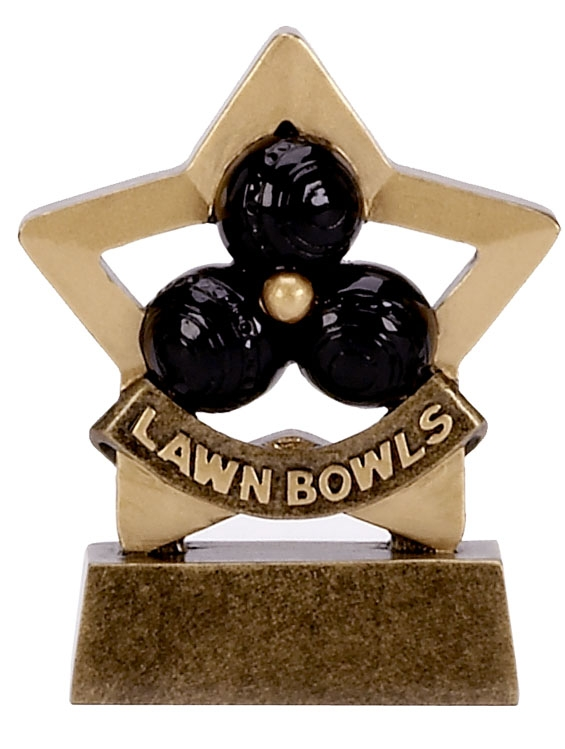 Lawn Bowls Mini Star Award