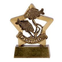 Fishing Mini Star Award