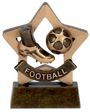 Football Mini Star Award