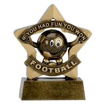 Football Fun Mini Star Award