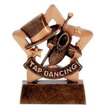Tap Dancing Mini Star Award