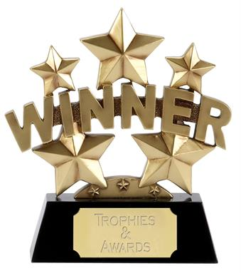 Winner Star Trophy