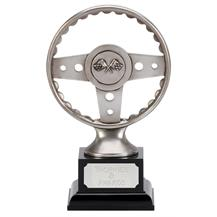 Emblem Steering Wheel Motorsport Trophy