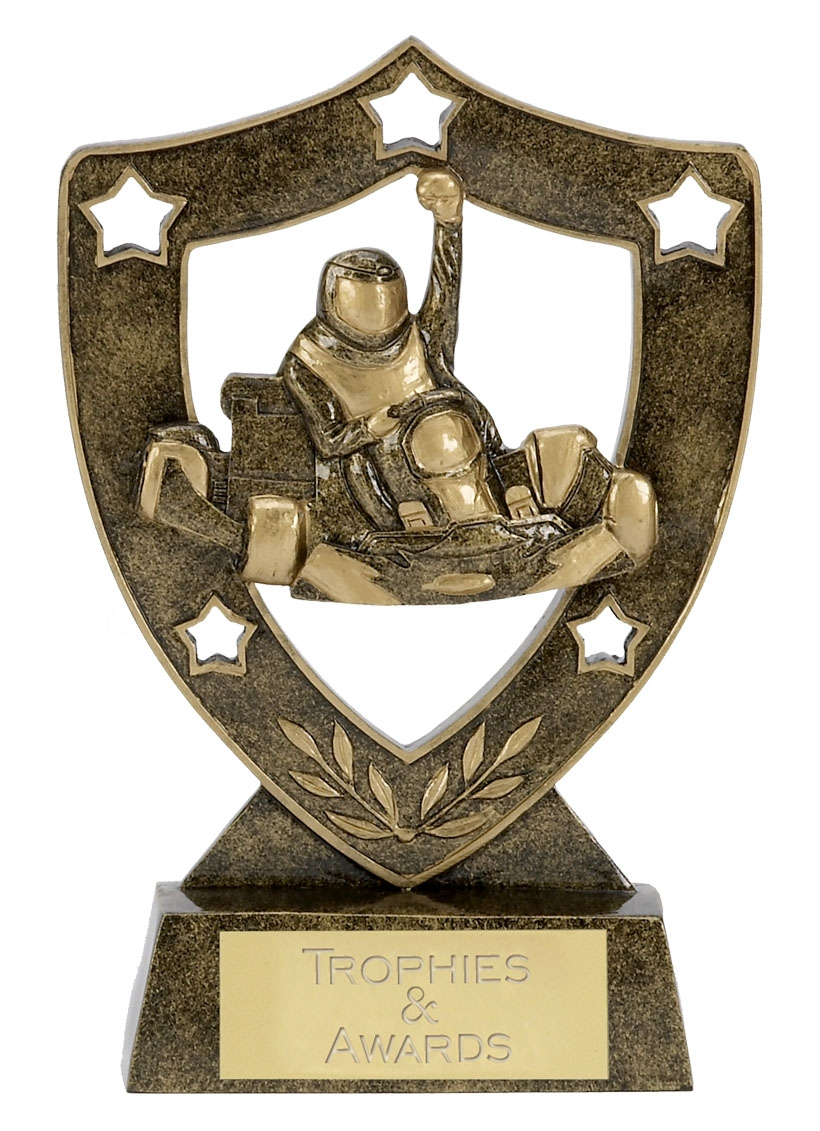 Karting Shield Star Trophy