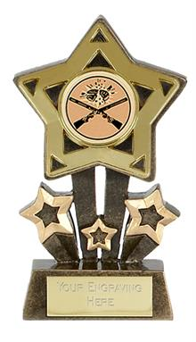 Center Choice Mini Star Trophy