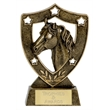 Equine Shield Stars Trophy