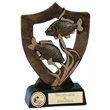 Fishing Celebration Shields Trophy
