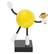 Bendy Man Tennis Ball Trophy