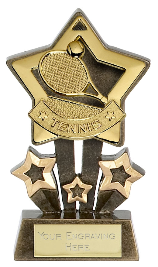 Tennis Mini Star Trophy