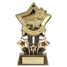 Swimming Star Trophy A995+AM718