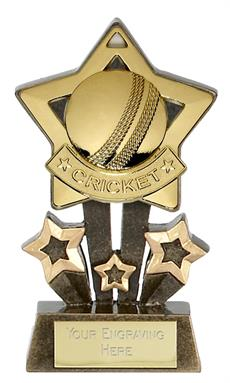 Cricket Mini Star Trophy