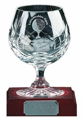 Knighton Crystal Goblet Award