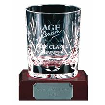 Knighton Crystal Glass Award