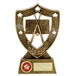 Shield Star Feild Hockey Trophy