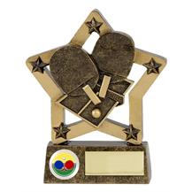 Table Tennis Economy Star Trophy