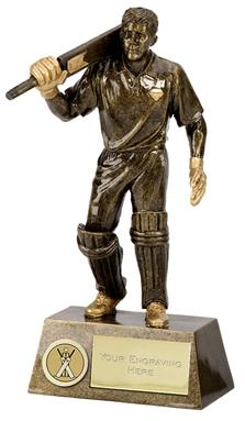 Pinnacle Batsman Cricket Trophy