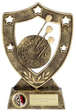 Shield Star Darts Trophy