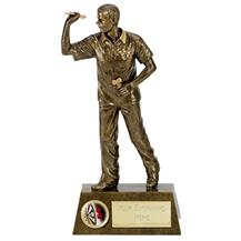 Pinnacle Darts Man Trophy