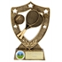Shield Star Tennis Trophy
