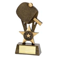 Pinnacle Table Tennis Trophy