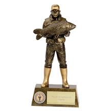 Pinnacle Fishing Trophy