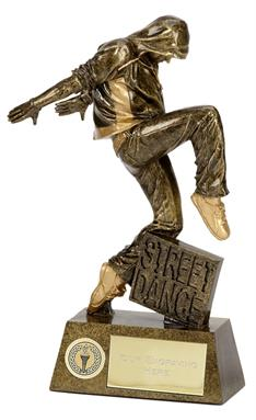 Pinnacle Street Dance Trophy
