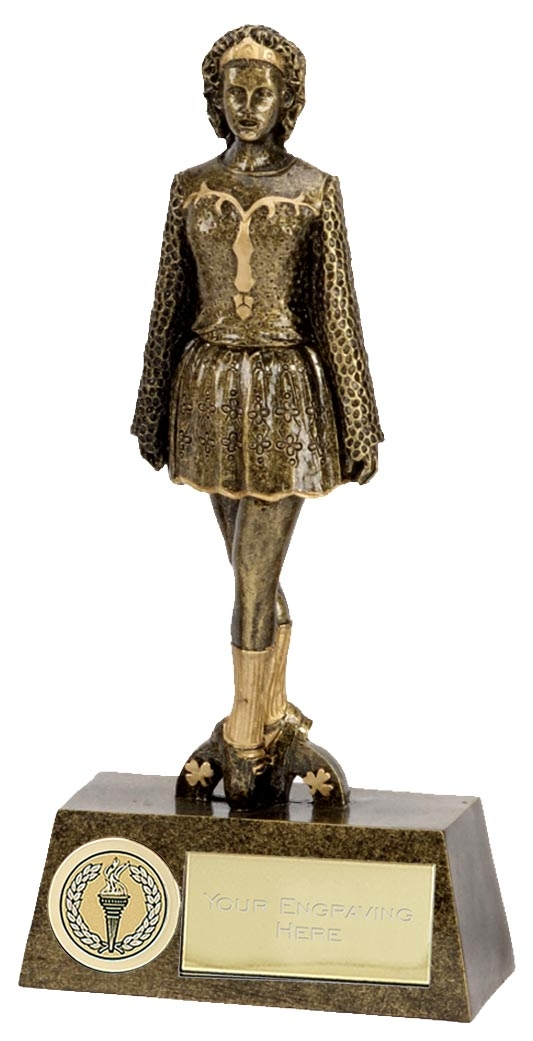 Pinnacle Irish Dance Trophy