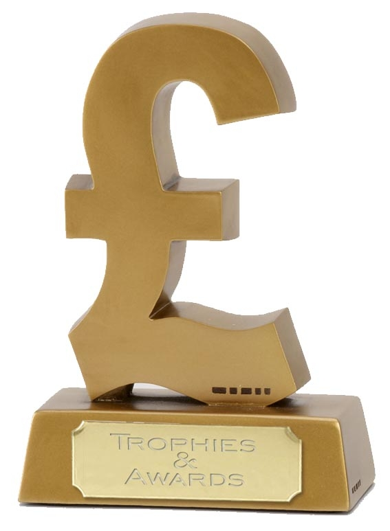 Fundraising and Sales Trophy