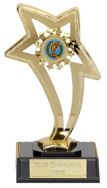 Curve Star Trophy