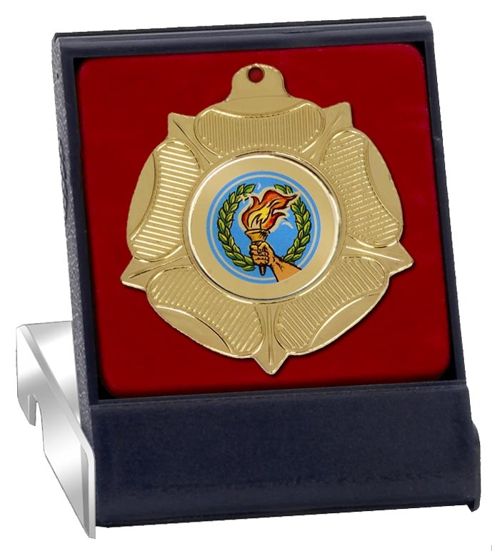 Choose Center Budget Medal & Case