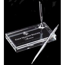 Optical Crystal Pen Set