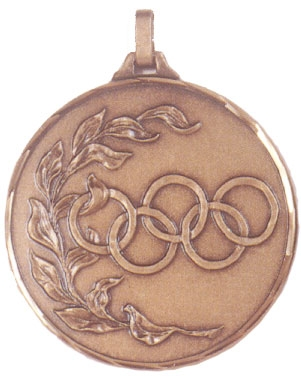 'Faceted Rings Medal'