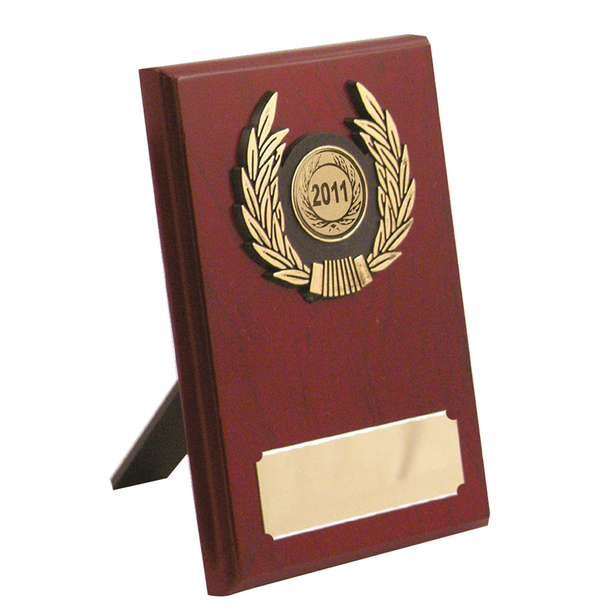 Center Holder Economy Plaque