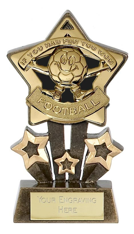 Football Mini Star Trophy