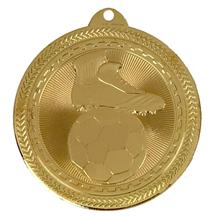 Lustre50 Football Medal