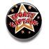 Sports Captain Star Pin Badge