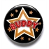 Buddy Star Pin Badge