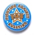 Fighting Against Bullying Star Pin Badge